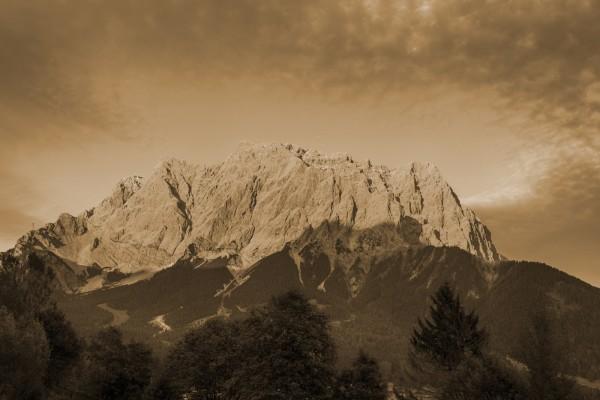 Zugspitzmassiv