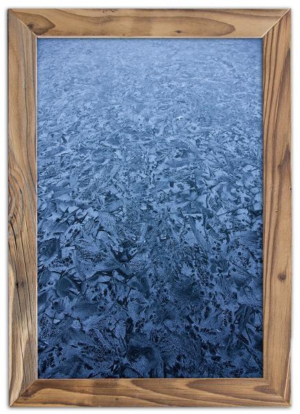 Frozen-Design-Altholzrahmen