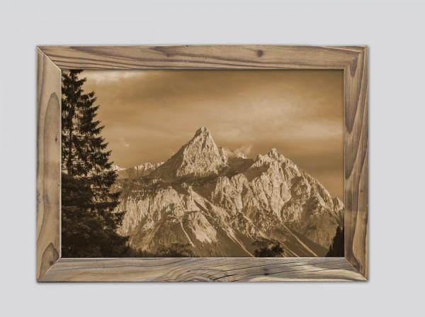 Ehrwalder-Sonnenspitze-Altholzrahmen