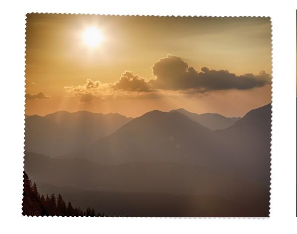 Mittenwalder Sonnenuntergang