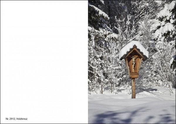 Weihnachtskarte Nr. 2912