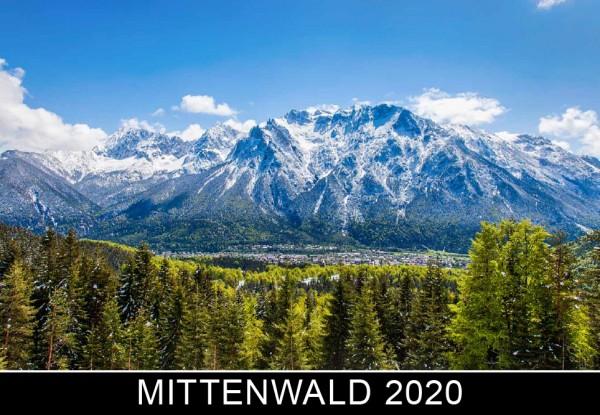 Fotokalender Mittenwald 2020