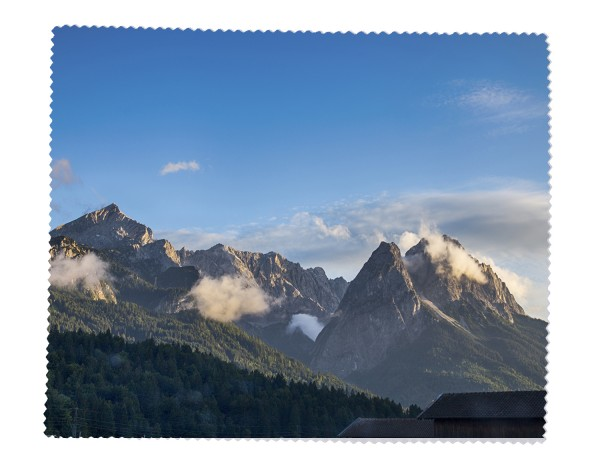 Brillenputztuch Waxnstoa-Alpspitze