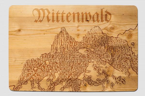 Fussmatte Mittenwald Viererspitze