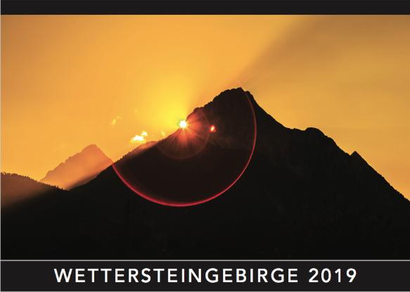 Wettersteinkalender 2019