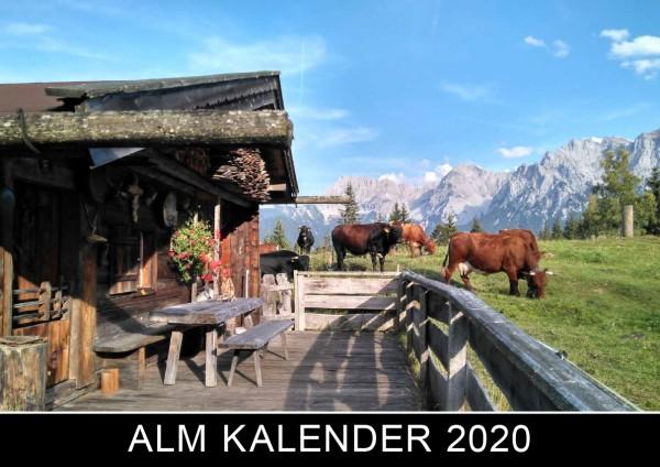 Titel Almkalender 2020