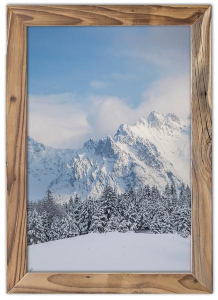 Viererspitze-Winter-Altholzrahmen