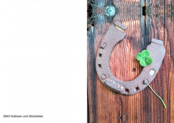 25 x Silvester & Glückskarte Nr 2943