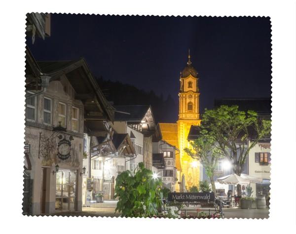 Obermarkt bei Nacht