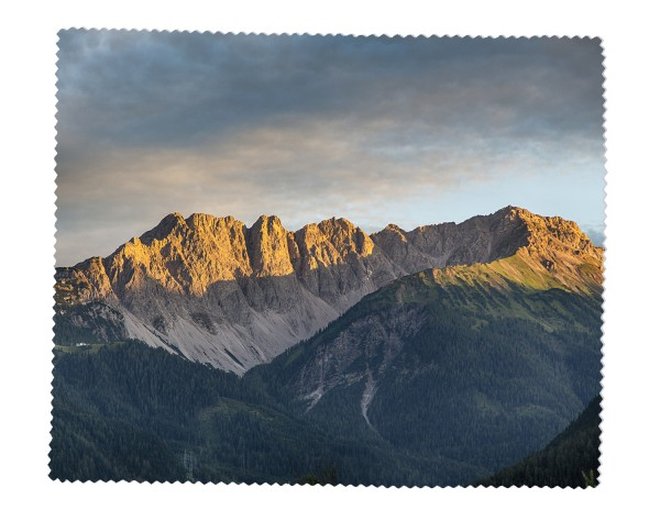 Sonnenuntergang im Karwendeltal
