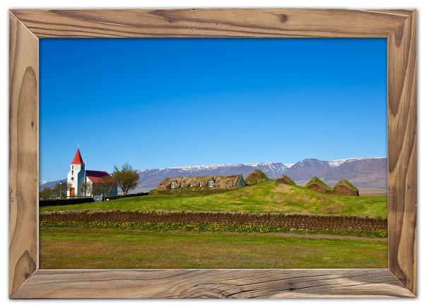 Isländisches Dorf