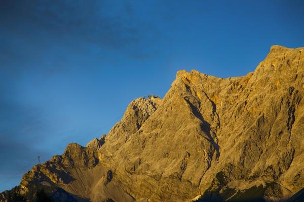 Tassenmotiv Zugspitze