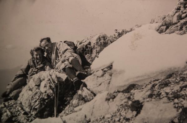 gemeinsames Gipfelglück